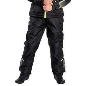 Proof C-Breaker II Thermoregenhose Damen und Herren Schwarz Neon Motorrad