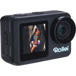 Rollei Actioncam 8S Plus Motorrad