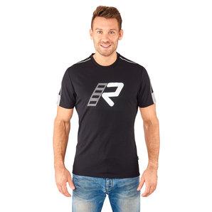 rukka Alex Funktions-T-Shirt Schwarz Grau Rukka Motorrad