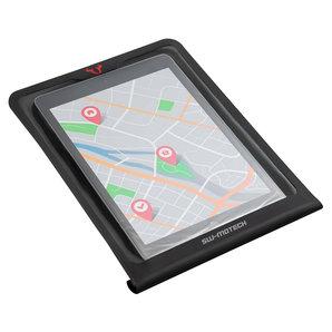 Tablet-Drybag für MOLLE-Aufsatz Tablets bis 10-8 Zoll- in schwarz SW-Motech Motorrad