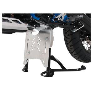 Hepco und Becker Aluminium-Schutzplatte für Hauptständer-BMW R 1200 GS LC(13-18) Motorrad