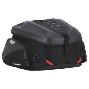 PRO Rearbag Hecktasche 22-34 Liter schwarz-anthrazit SW-Motech Motorrad