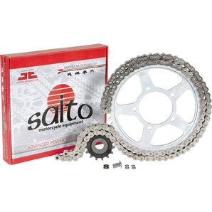 Saito Kettensatz Erstausrüsterqualität von JT saito Motorrad