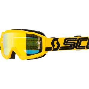 Scott Hustle X MX Motocrossbrille Motorrad