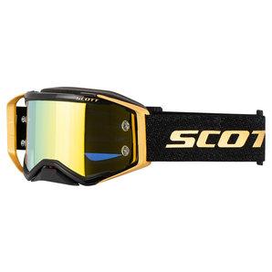 Scott Prospect Gold Edition Motocrossbrille Limited Motorrad