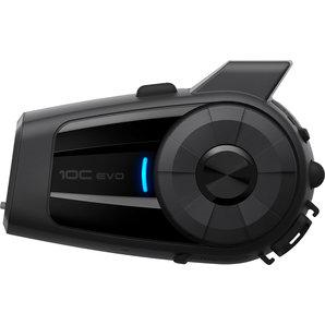 SENA 10C EVO 4K Kamera mit BLUETOOTH(R)-Kommunikation Motorrad