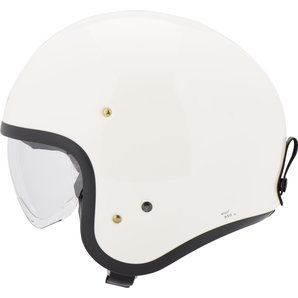 J.O Jet Helmet off white
