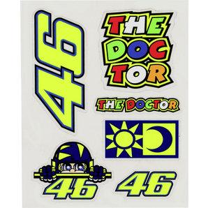 Vr46 Sticker Set