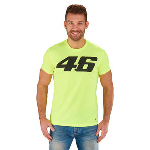 VR46 LOGO T-SHIRT