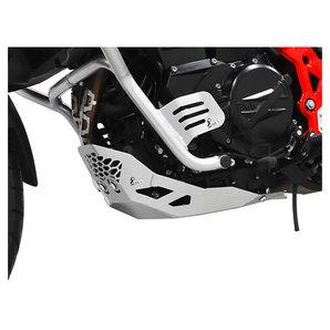 Zieger Motorschutz in silber für diverse Modelle Motorrad