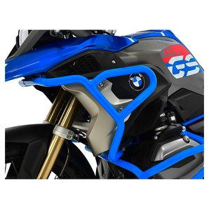 Zieger Sturzbügel in blau für diverse Modelle Motorrad