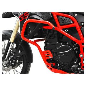 Zieger Sturzbügel in rot für diverse Modelle Motorrad