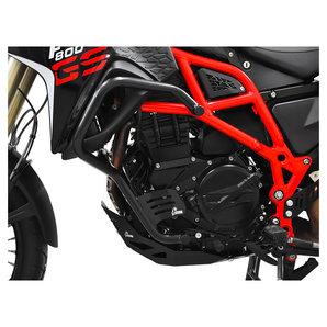 Zieger Sturzbügel in schwarz für diverse Modelle Motorrad