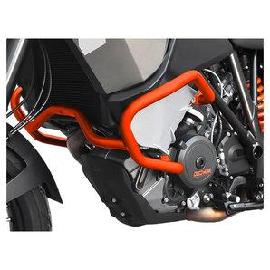 Zieger Sturzbügel in orange für diverse Modelle Motorrad