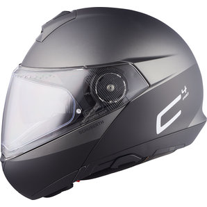 schuberth c4 pro klapphelm swipe grey kaufen louis. Black Bedroom Furniture Sets. Home Design Ideas