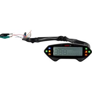 Koso DB01-RN Tachometer mit Drehzahlmesser und ABE Motorrad