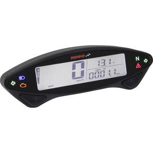 Koso DB-EX 02 Digitaler Tachometer Motorrad