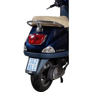 Kennzeichenhalter Für Roller Mofa Versicherungskennzeichen 110x135
