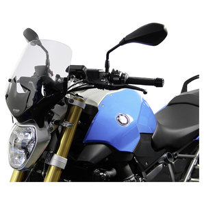 MRA Tourenscheibe Klar Klappbar- windschnittig Motorrad
