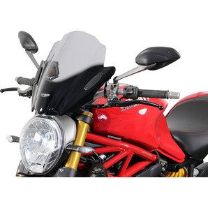 MRA Racingscheibe für Naked-Bikes mit Haltesatz und ABE Motorrad