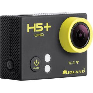 Midland H5+ Action-Kamera Motorrad