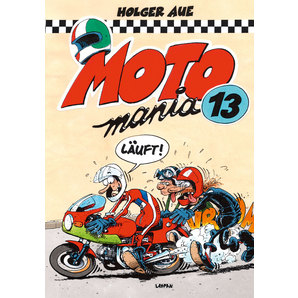 BOOK: MOTOMANIA COMICS