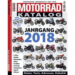 MOTORRAD - KATALOG 2018