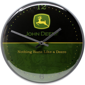 Louis Wanduhr John Deere Logo
