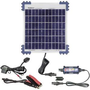 OptiMATE Solar Panel 10W Ladegerät für 12 V Batterien Ladegrät Auto und Motorrad Motorrad