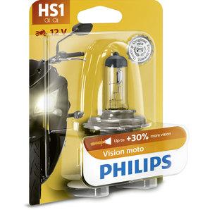 buy philips vision moto hs1 30 35 35w halogen bulb. Black Bedroom Furniture Sets. Home Design Ideas