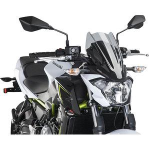 Puig Nakedbike-Scheibe inklusive Haltersatz- mit ABE Motorrad
