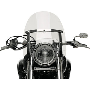 National Cycle Windschild Ranger mit Anbausatz und ABE National-Cycle Motorrad