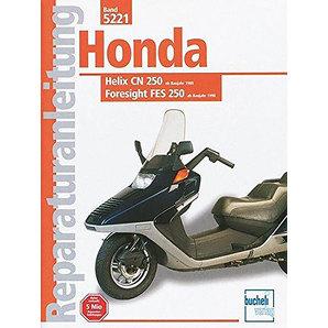 Bucheli Reparaturanleitungen Honda Motorrad