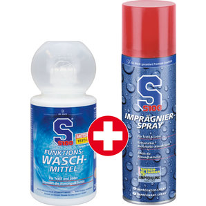 Kit: S100 impermeabilizzante, 300 ml e