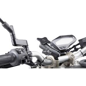 SW-Motech universal GPS Halter-Kit Motorrad