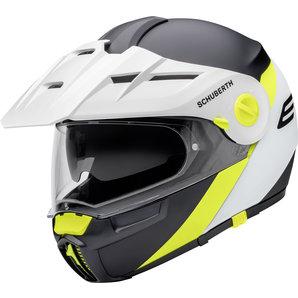 623b064056506 Buy Schuberth E1 Gravity Yellow Enduro Helmet