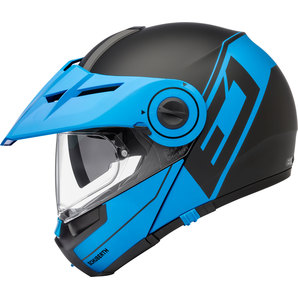 acheter schuberth e1 radiant blue casque enduro louis motos et loisirs. Black Bedroom Furniture Sets. Home Design Ideas