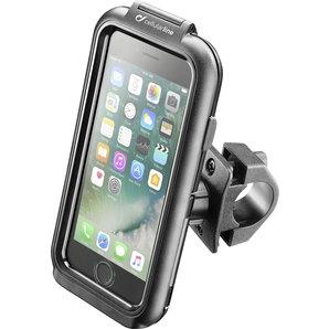 iPhone 7-8 Gehäuse für Rohrlenker (Rundrohr) Interphone Motorrad
