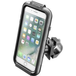 iPhone 7-8 plus Gehäuse für Rohrlenker (Rundrohr) Interphone Motorrad