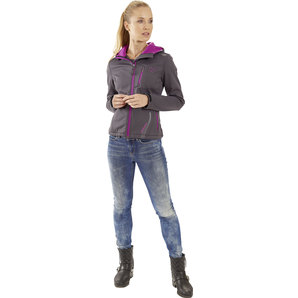 Damen Softshelljacke