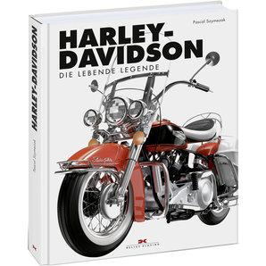 BOEK HARLEY DAVIDSON