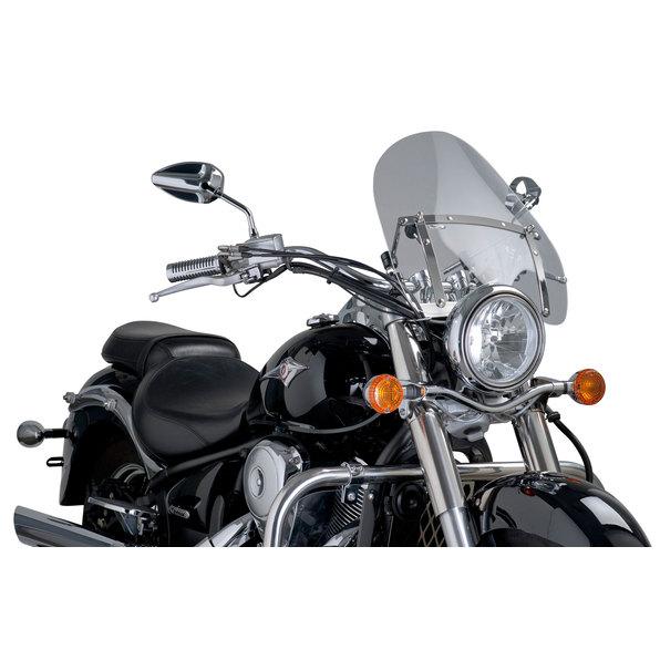 Windschutz Scheibe Puig C2 für Yamaha XV 125// 250// 535// 750// 1100// Virago kl
