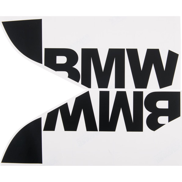 BMW DECORATIVE LOGO FOR