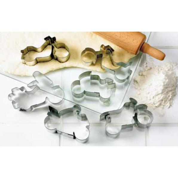 MOTORCYCLE PASTRY CUTTER