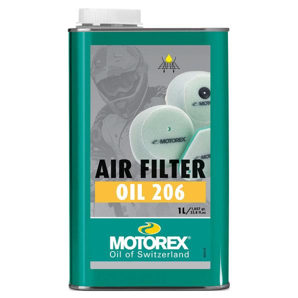 MOTOREX LUFTFILTER-ÖL 206