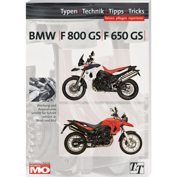 BMW HANDBUCH F 800/650 GS