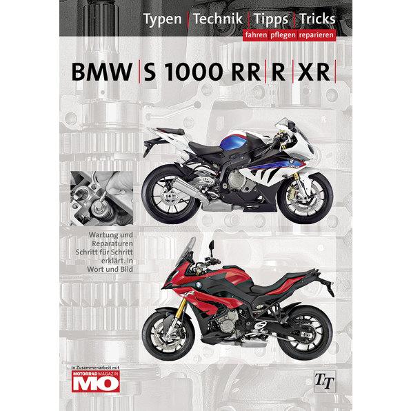 BMW HANDBUCH S1000RR/R/XR