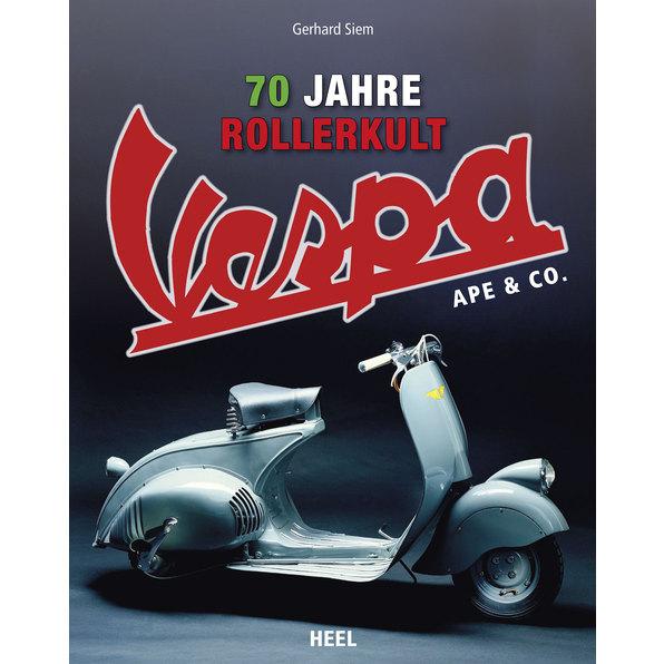 BUCH- 70 JAHRE ROLLERKULT