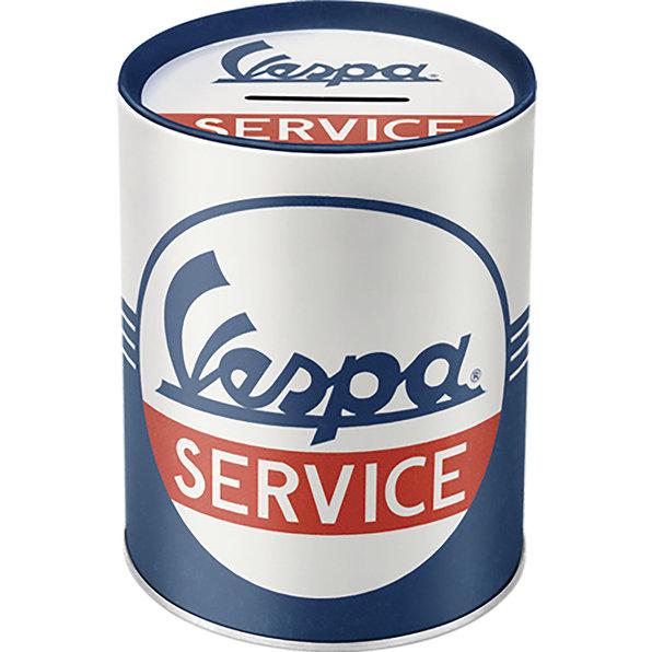 SPARDOSE VESPA *SERVICE*