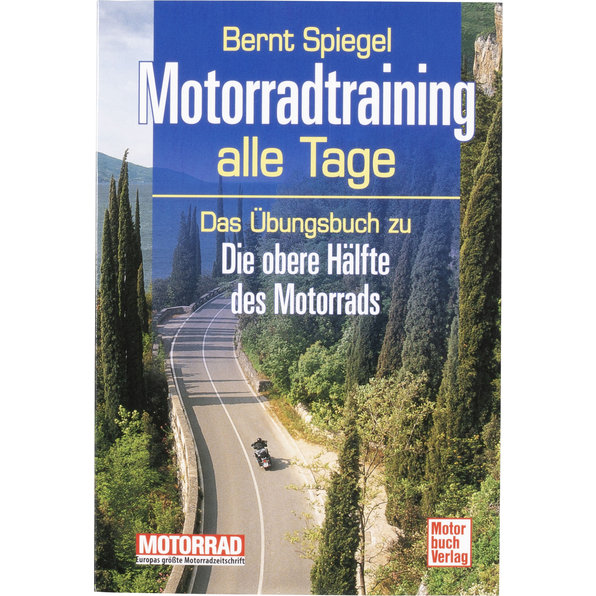 BOOK: MOTORRADTRAINING